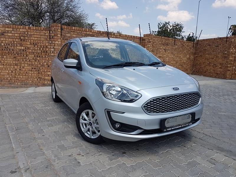 2018 Ford Figo 1.5Ti VCT Trend North West Province Rustenburg_0