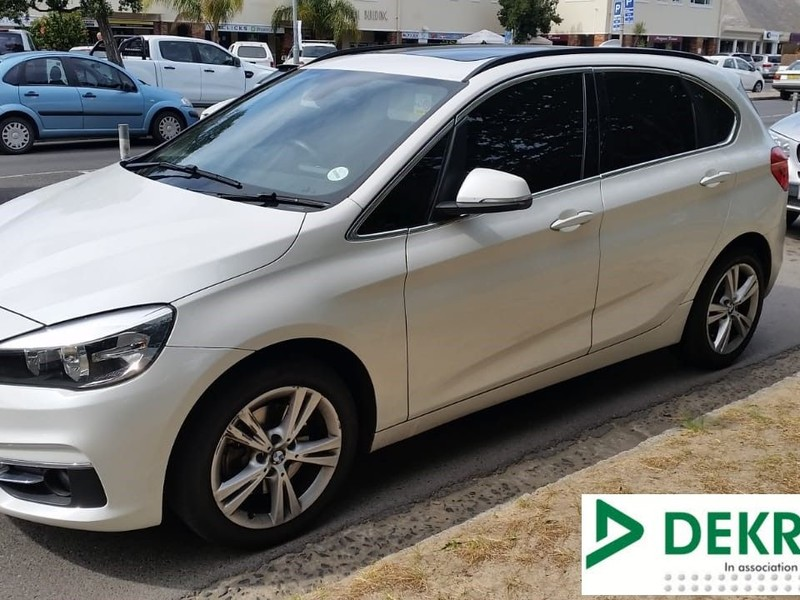 Used Bmw 2 Series 220d Active Tourer Auto For Sale In Cape