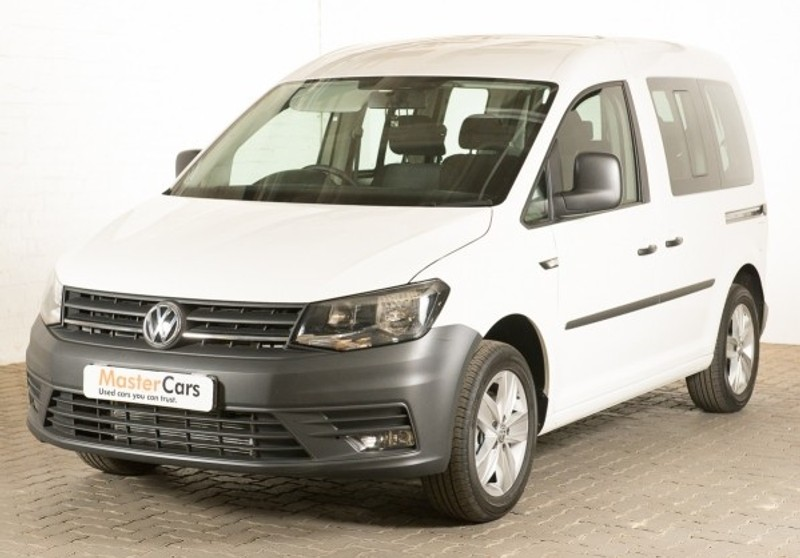 Used Volkswagen Caddy 1 6i 81kw F C P V For Sale In Gauteng Cars