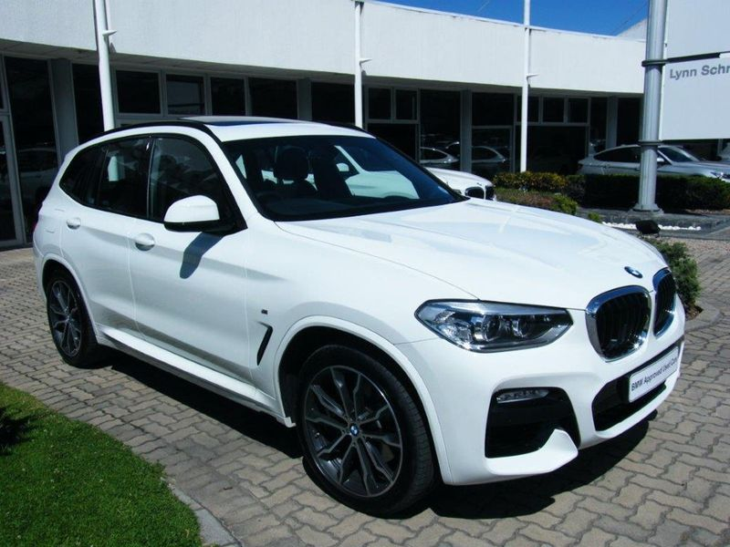 Used Bmw X3 Xdrive 30d M Sport G01 For Sale In Western Cape Cars