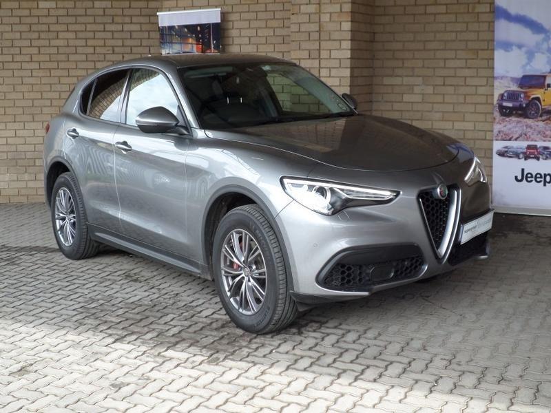 2018 Alfa Romeo Stelvio 2.0T Super Gauteng Johannesburg_0