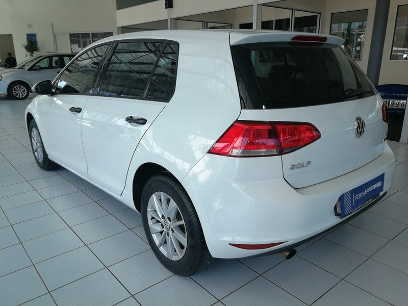 used volkswagen golf vii 1.2 tsi trendline for sale in western cape