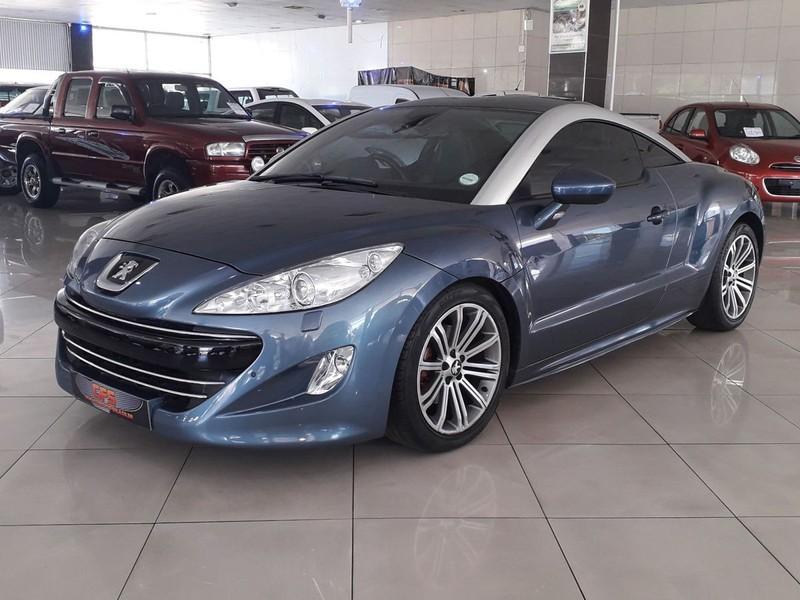 Used Peugeot Rcz 16 For Sale In Gauteng Cars Id4013831