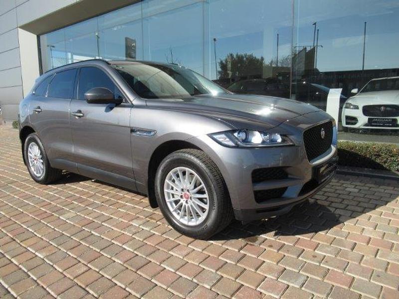 2019 Jaguar F-Pace 2.0 i4D AWD Pure Gauteng Johannesburg_0