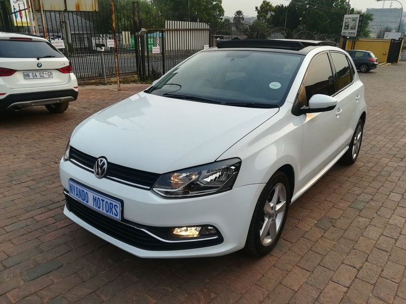 used volkswagen polo 1 2 tsi highline 81kw for sale in. Black Bedroom Furniture Sets. Home Design Ideas