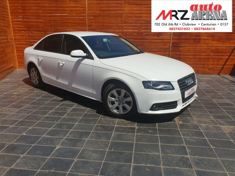 used audi a4 1.8t avant ambition (b8) for sale in gauteng - cars.co