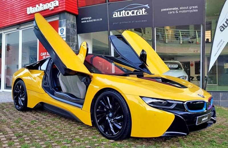 Used Bmw I8 I8 Coupe Full Spec Carbon For Sale In Kwazulu Natal