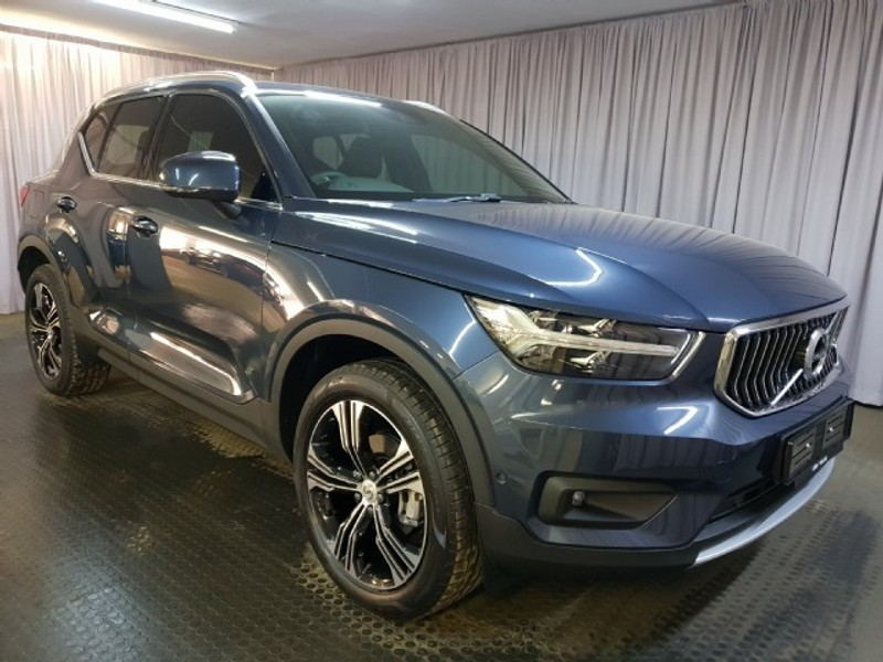 used volvo xc40 t3 inscription for sale in gauteng cars. Black Bedroom Furniture Sets. Home Design Ideas