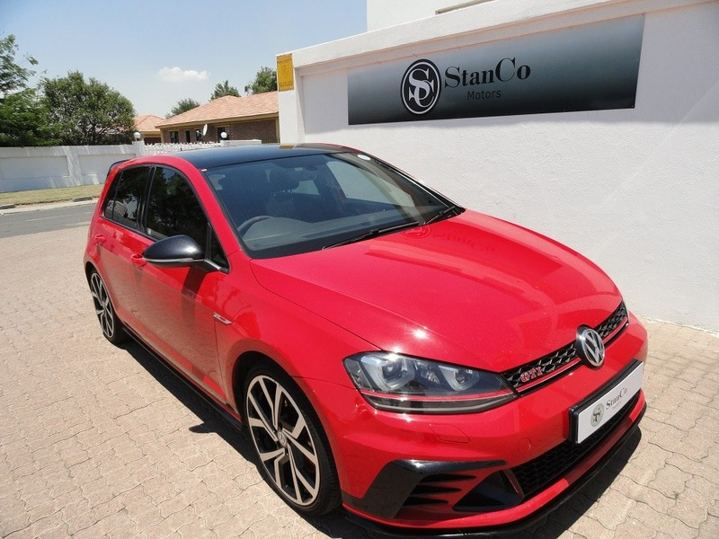 used volkswagen golf vii gti 2 0 tsi dsg clubsport for sale in mpumalanga id 4057207. Black Bedroom Furniture Sets. Home Design Ideas