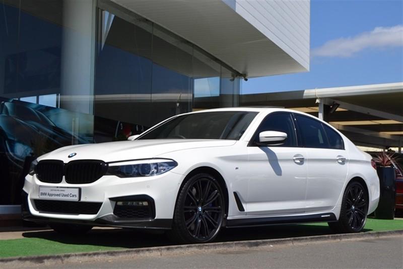 2017 BMW 5 Series 540i M Sport Auto Kwazulu Natal Umhlanga Rocks_0