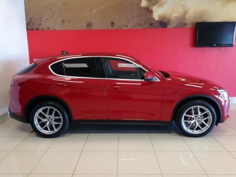 Used Alfa Romeo Stelvio 2 0t First Edition For Sale In Gauteng