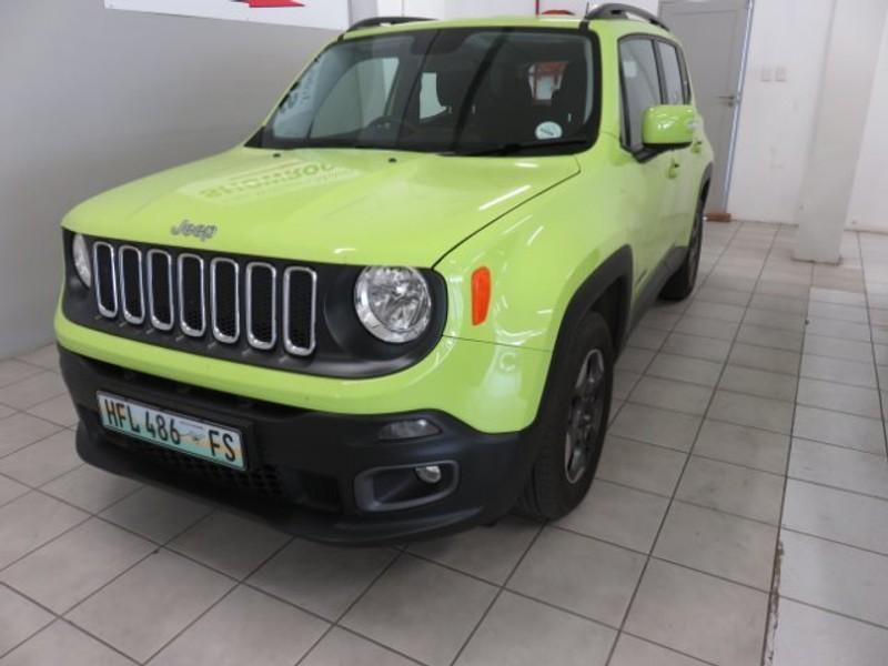 2018 Jeep Renegade 1.6 E-TORQ Longitude Free State Bloemfontein_0
