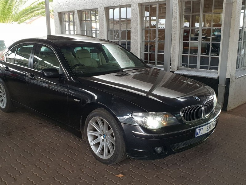 Used Bmw 7 Series 750i E65 For Sale In Gauteng Carscoza Id