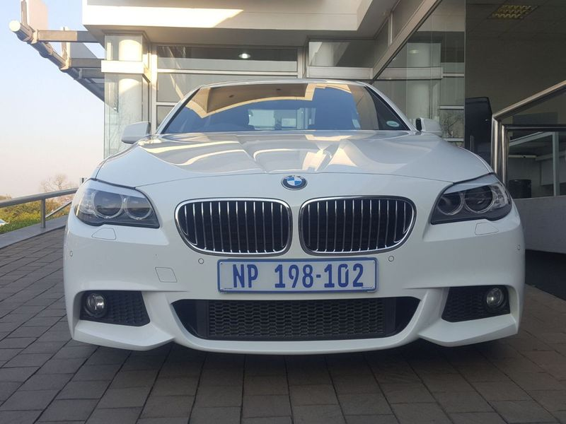 2013 BMW 5 Series 520D Auto M Sport Kwazulu Natal Pietermaritzburg_0