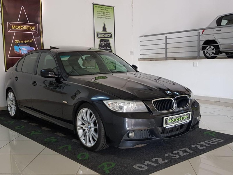Used BMW 3 Series 320d M Sport A/T (e90) for sale in Gauteng - Cars