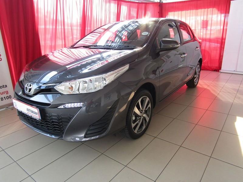 Used Toyota Yaris 1 5 Xs Cvt 5 Door For Sale In Kwazulu Natal Cars