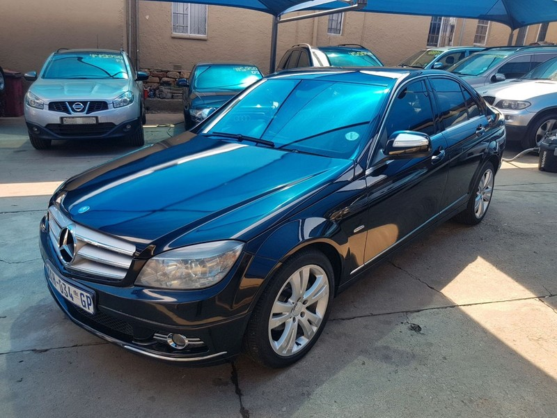 Used Mercedes Benz C Class C 180k Sport At For Sale In