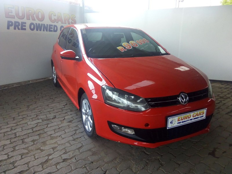Used Volkswagen Polo 1 4 Comfortline For Sale In Gauteng Cars Co