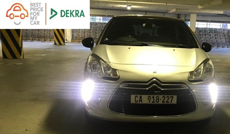 2013 Citroen DS3 1.6 Thp Sport 3dr  Western Cape Goodwood_0