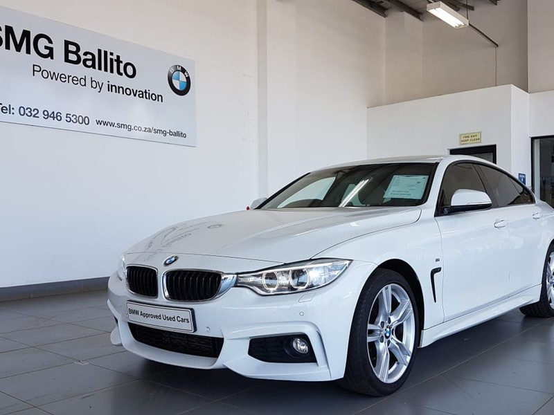 Used Bmw 4 Series 2015 Bmw 428i Gran Coupe Msport Auto For Sale In