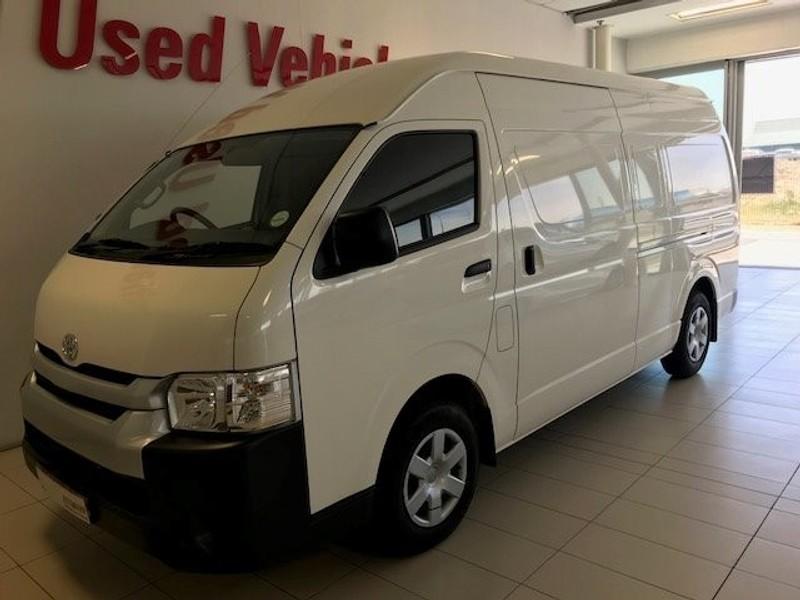 2018 Toyota Quantum 2.5 D-4d Lwb Fc Pv  Western Cape Kuils River_0