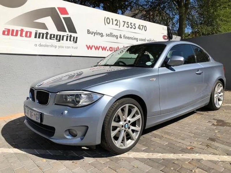 Used Bmw 1 Series 125i Coupe A T For Sale In Gauteng Cars Co Za