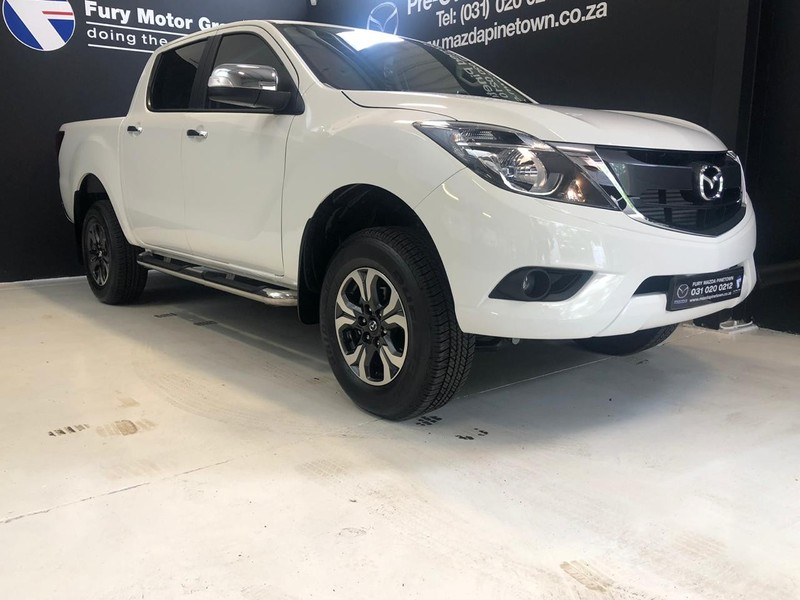 d21a2ac1ded61c 2018 Mazda BT-50 2.2 TDi SLE Auto Double Cab Bakkie for sale in Kwazulu  Natal