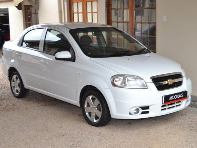 Used Chevrolet Aveo 16 Ls 5dr At For Sale In Kwazulu Natal Cars