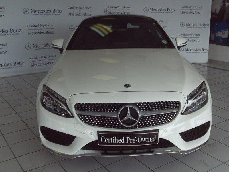 Used Mercedes Benz C Class C200 Coupe Auto For Sale In Gauteng
