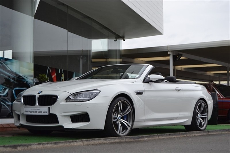 used bmw m6 convertible f12 for sale in kwazulu natal id 4094909. Black Bedroom Furniture Sets. Home Design Ideas