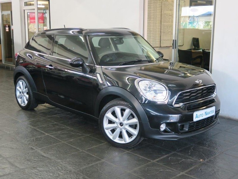 Used Mini Cooper S S Paceman At For Sale In Western Cape Carsco