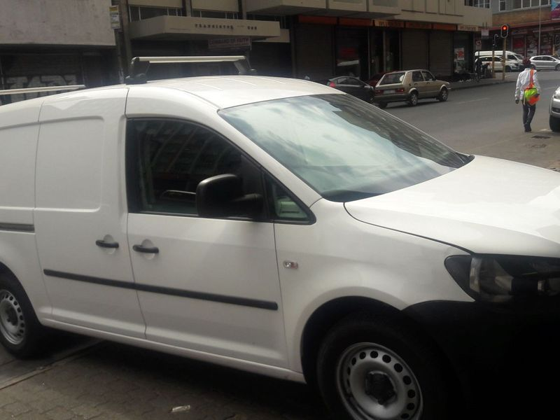 Used Volkswagen Caddy 2 0tdi Trendline For Sale In Gauteng Cars Co