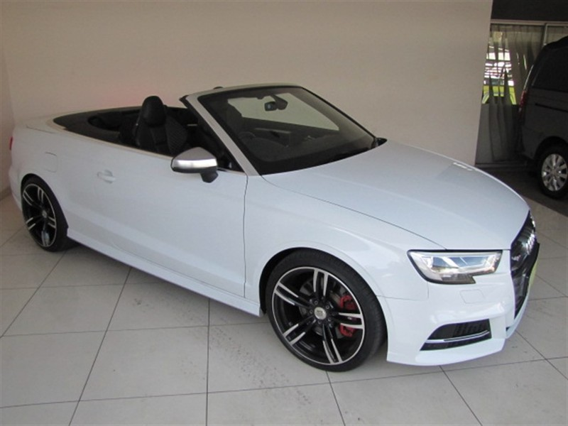 used audi s3 cabriolet s tronic for sale in gauteng id 4100632. Black Bedroom Furniture Sets. Home Design Ideas
