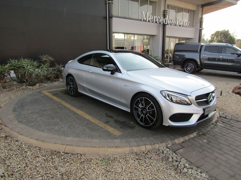 Used Mercedes-Benz C-Class AMG C43 Coupe for sale in