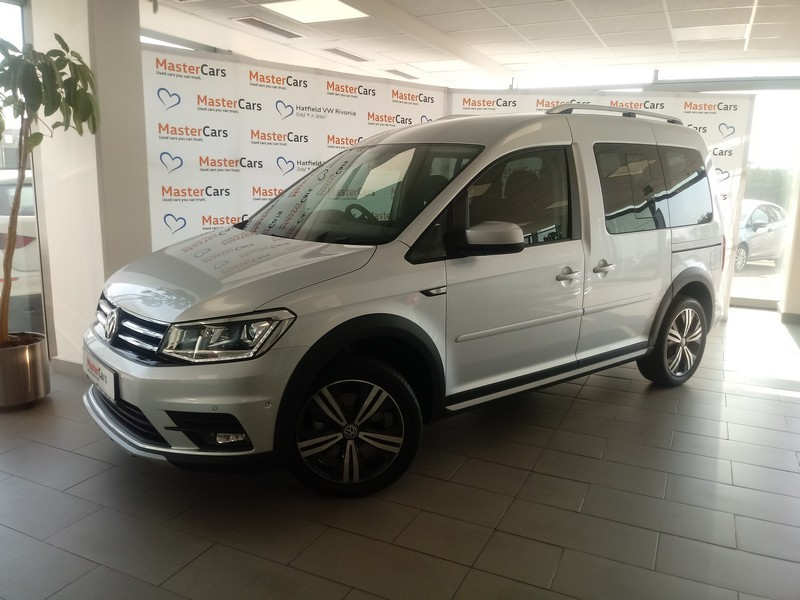 Used Volkswagen Caddy Alltrack 2 0 Tdi Dsg 103kw For Sale In