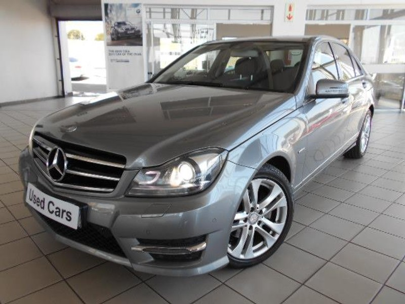 used mercedes-benz c-class c200 cgi be avantgarde a/t for sale in