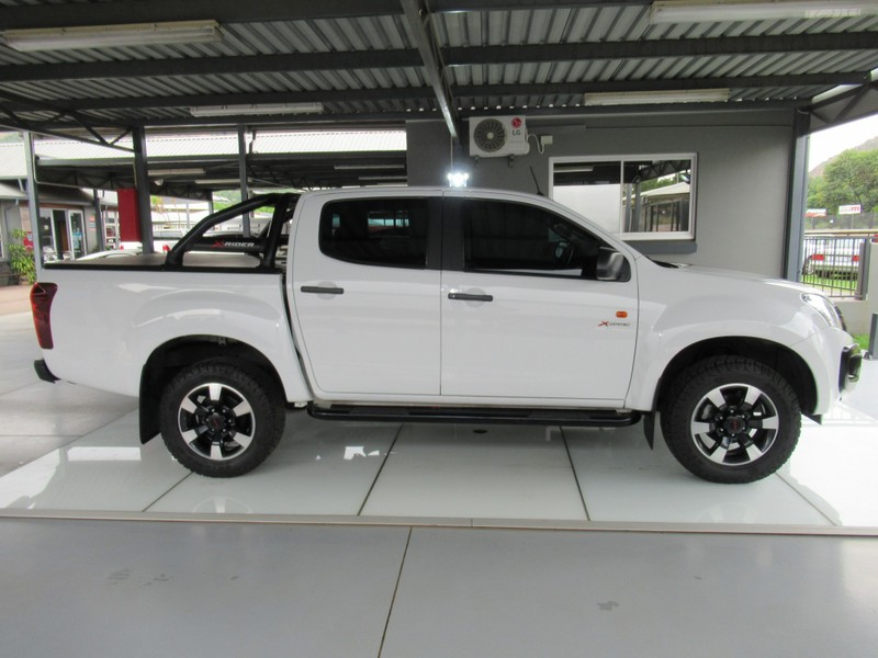 Used Isuzu Kb Series Kb 250 D Teq Ho X Rider Double Cab Bakkie For