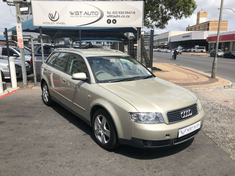 used audi a4 1.9 tdi avant 6sp for sale in western cape - cars.co.za