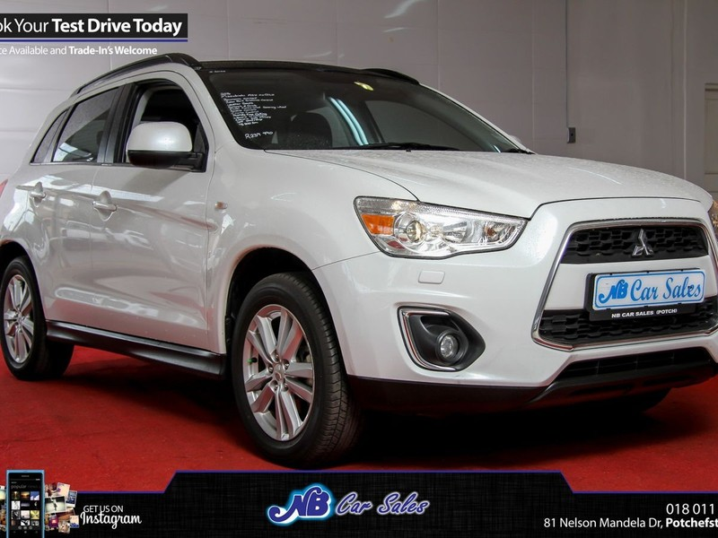 Used Mitsubishi Asx 2 0 5dr Glx For Sale In North West Province