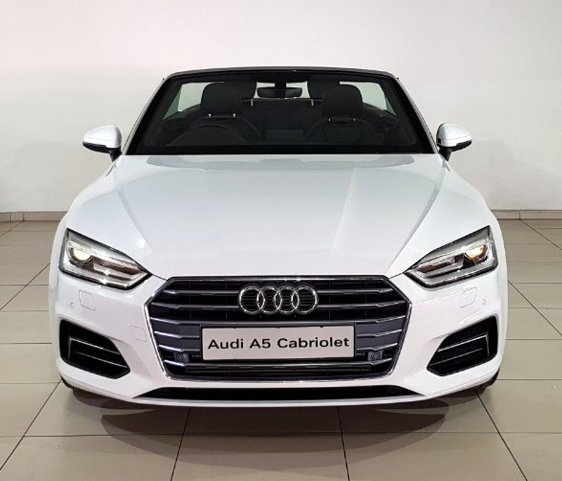 Used Audi A5 2.0T FSi Cabriolet Sport Stronic For Sale In