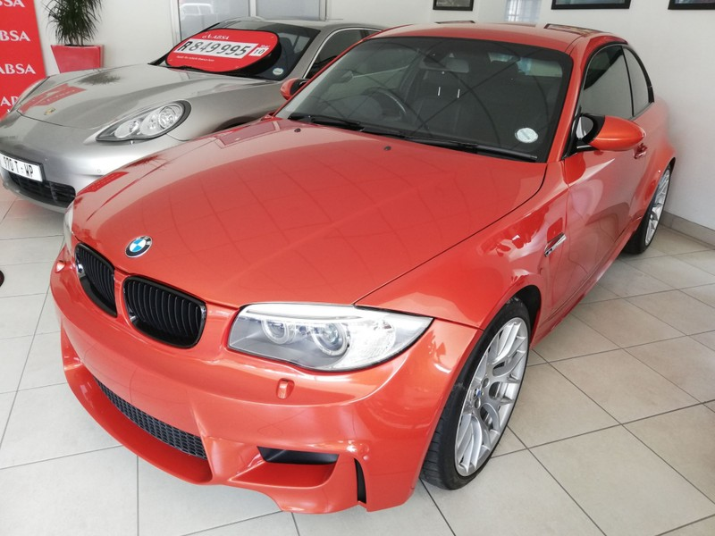 Used Bmw M1 1 M Coupe For Sale In Western Cape Cars Co Za Id 4131862