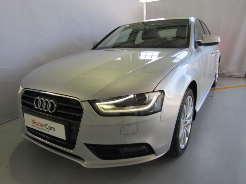 2013 Audi A4 1.8t Se Multitronic  Kwazulu Natal Pinetown_0