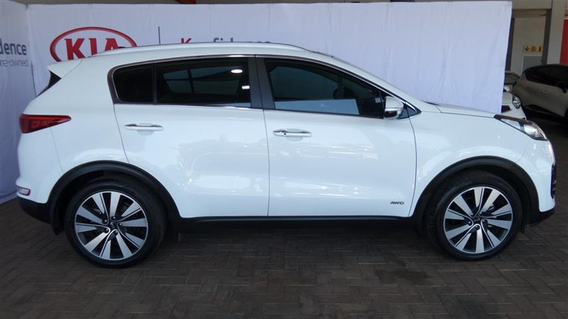 Used Kia Sportage 2 0d Sx Auto Awd For Sale In Gauteng Cars Co Za