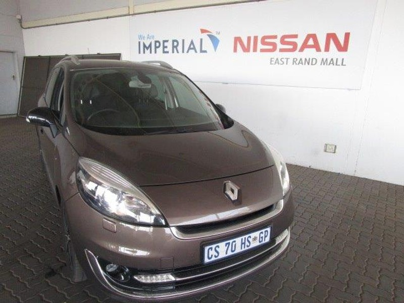used renault grand scenic iii 2 0 dci bose ltd ed for sale in gauteng id 4135748. Black Bedroom Furniture Sets. Home Design Ideas