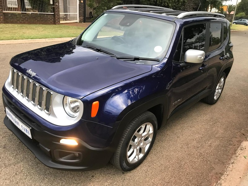 Used Jeep Renegade 1 6 Mjet Ltd For Sale In Gauteng Cars