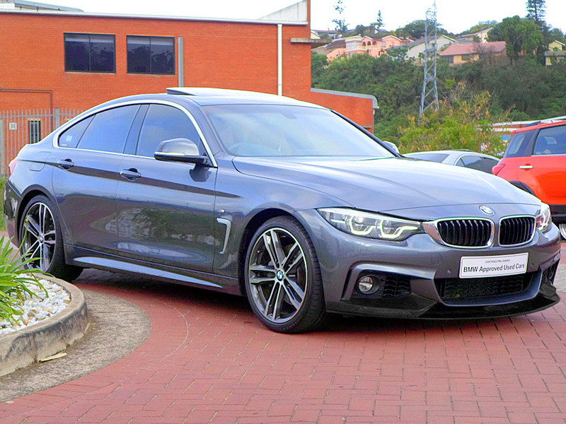 used bmw 4 series 440i gran coupe m sport auto for sale in kwazulu