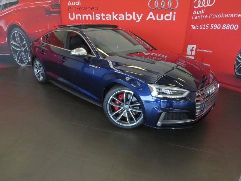 2018 Audi S5 Sportback 3.0T FSI Quattro Tip Limpopo Polokwane_0