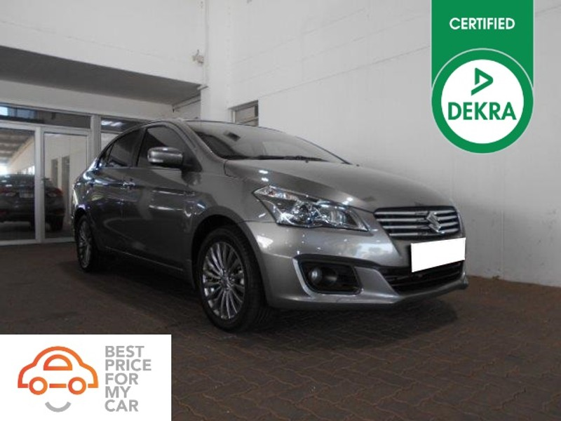 Used Suzuki Ciaz 1 4 Glx Auto For Sale In Gauteng Cars Co Za Id