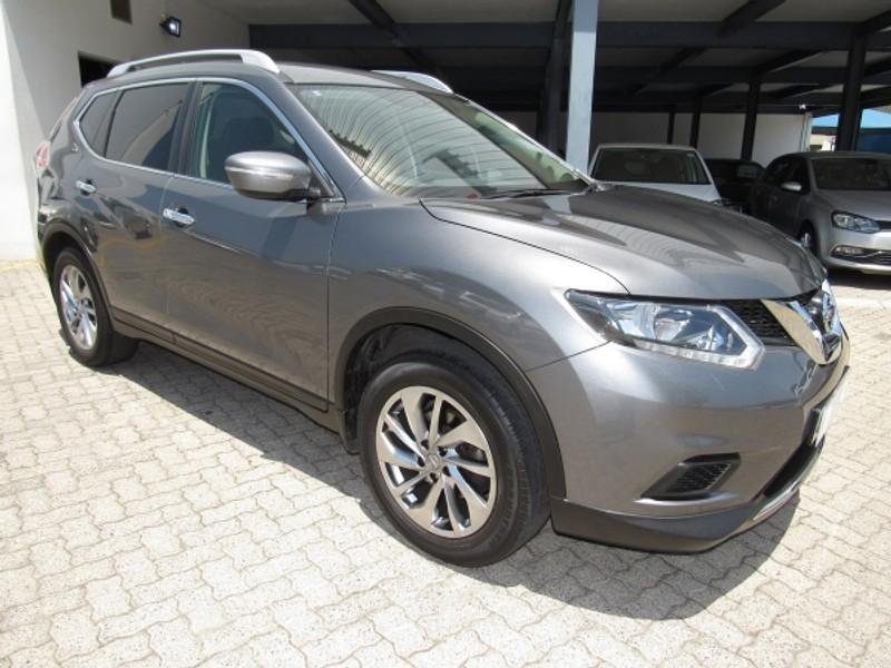 used nissan x trail 2 0 xe t32 for sale in western cape. Black Bedroom Furniture Sets. Home Design Ideas