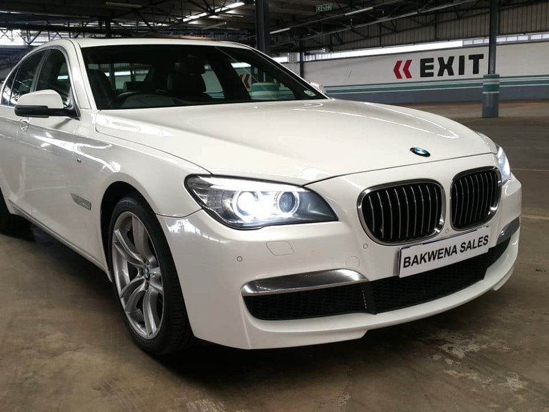 Used Bmw 7 Series 2013 Bmw 730d M Sport A T For Sale In Gauteng
